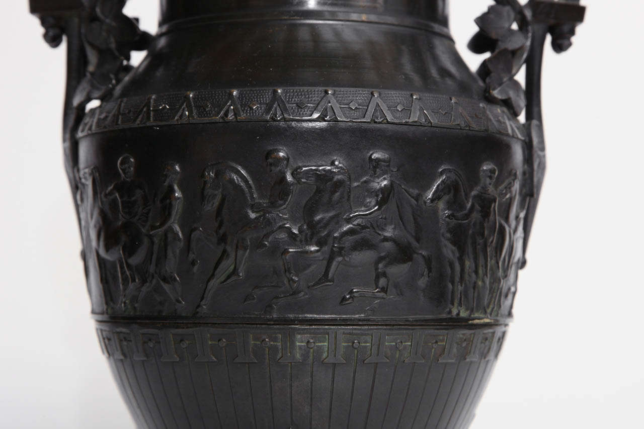 19th Century Italian Neo-Classical Urn For Sale 6
