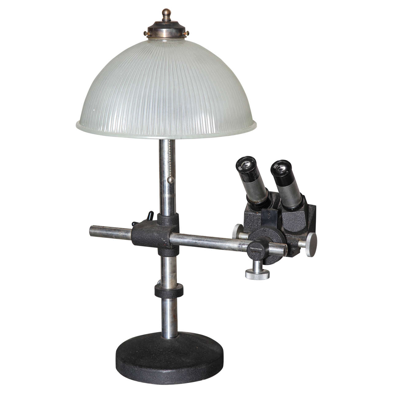 Industrial Table Lamp At 1stdibs