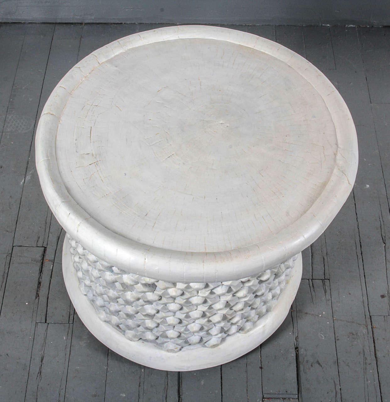 African Cameroon Stools At 1stdibs