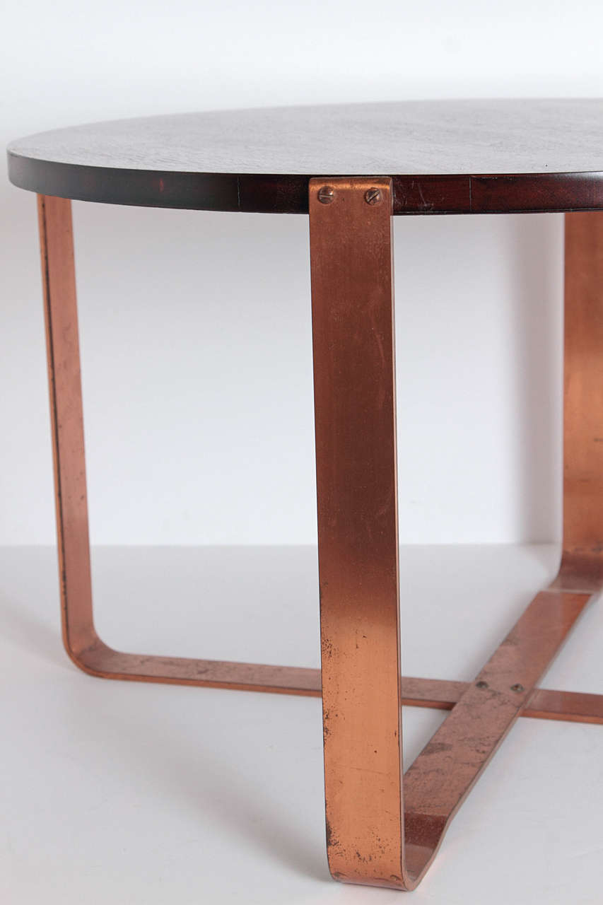Mid-20th Century American Art Deco Coffee Table For Sale
