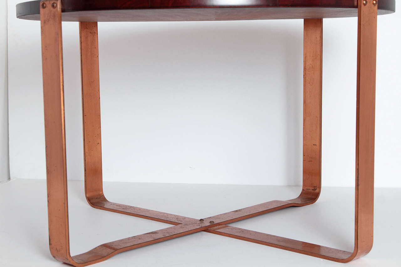 American Art Deco Coffee Table For Sale 4