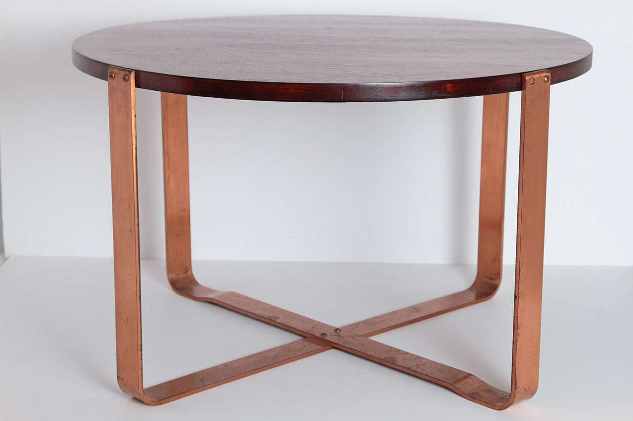 American Art Deco Coffee Table For Sale 6