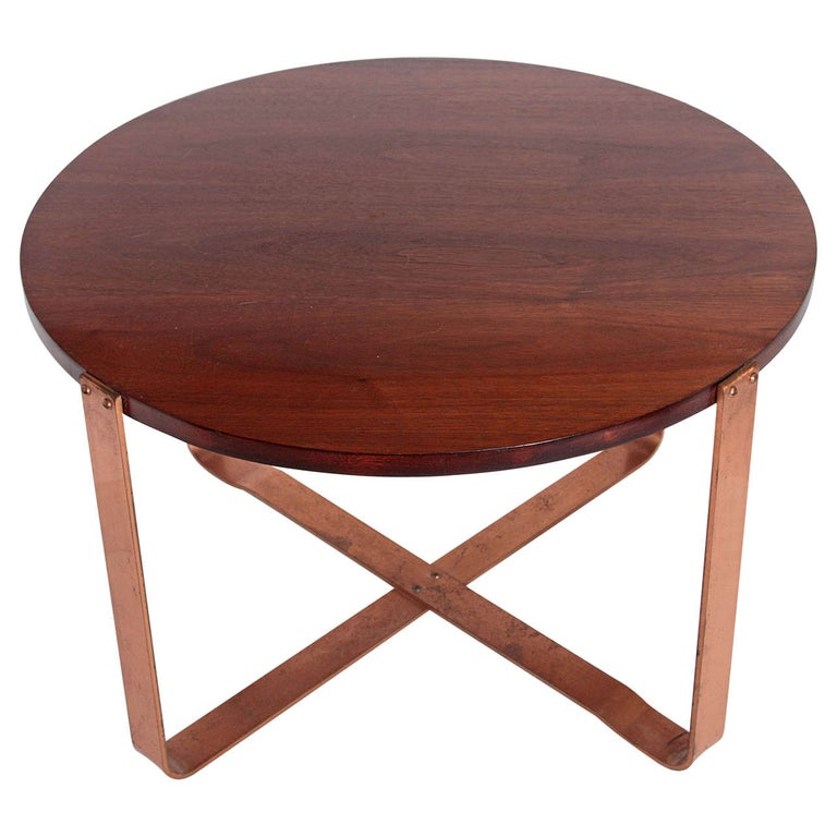 American Art Deco Coffee Table For Sale