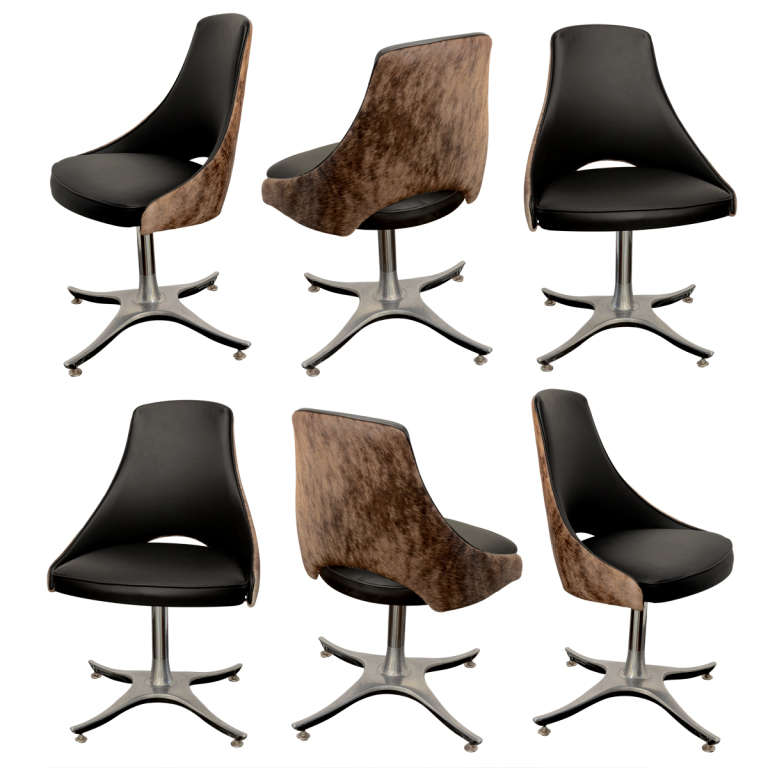 leather swivel dining chairs 2