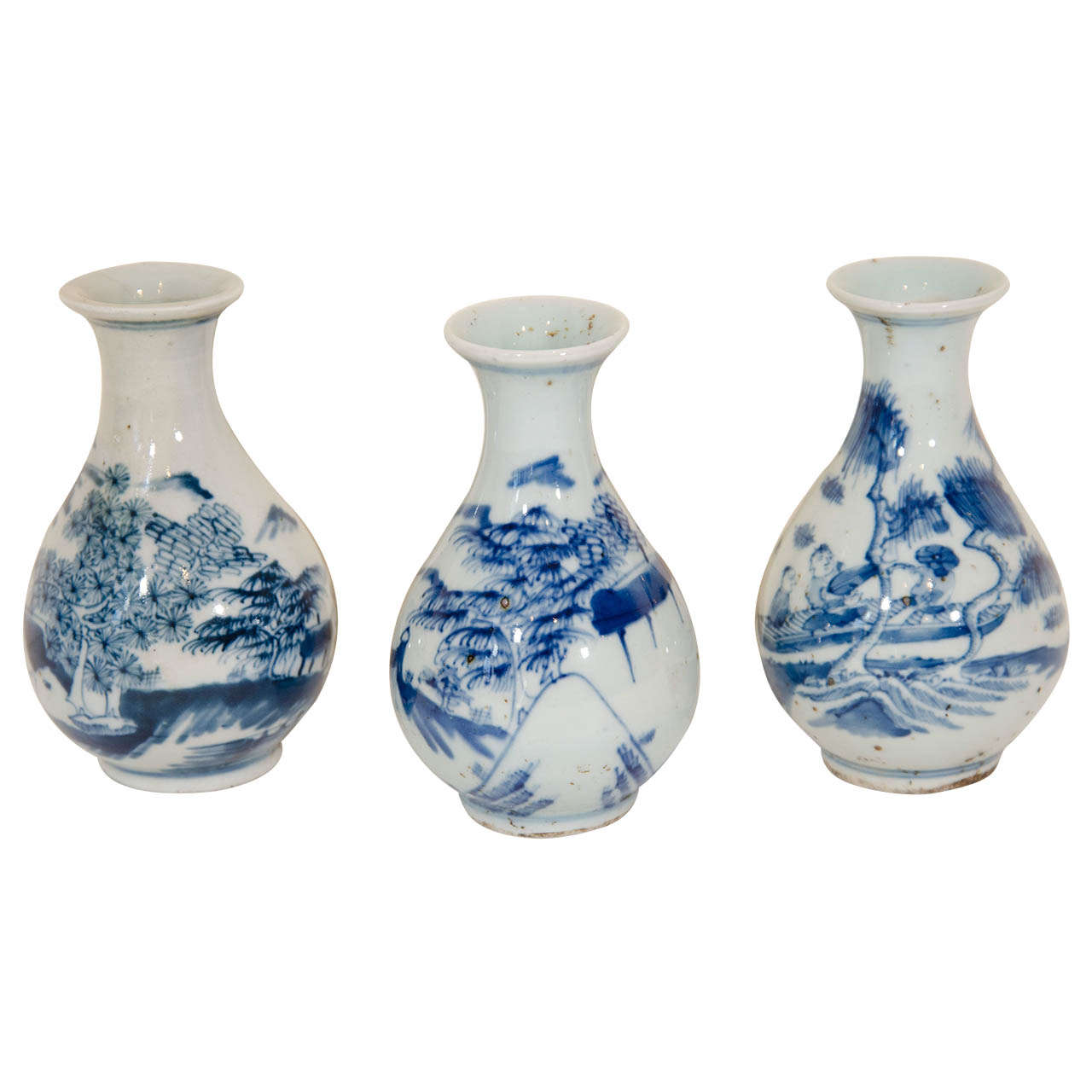 Miniature Porcelain Vases At 1stdibs