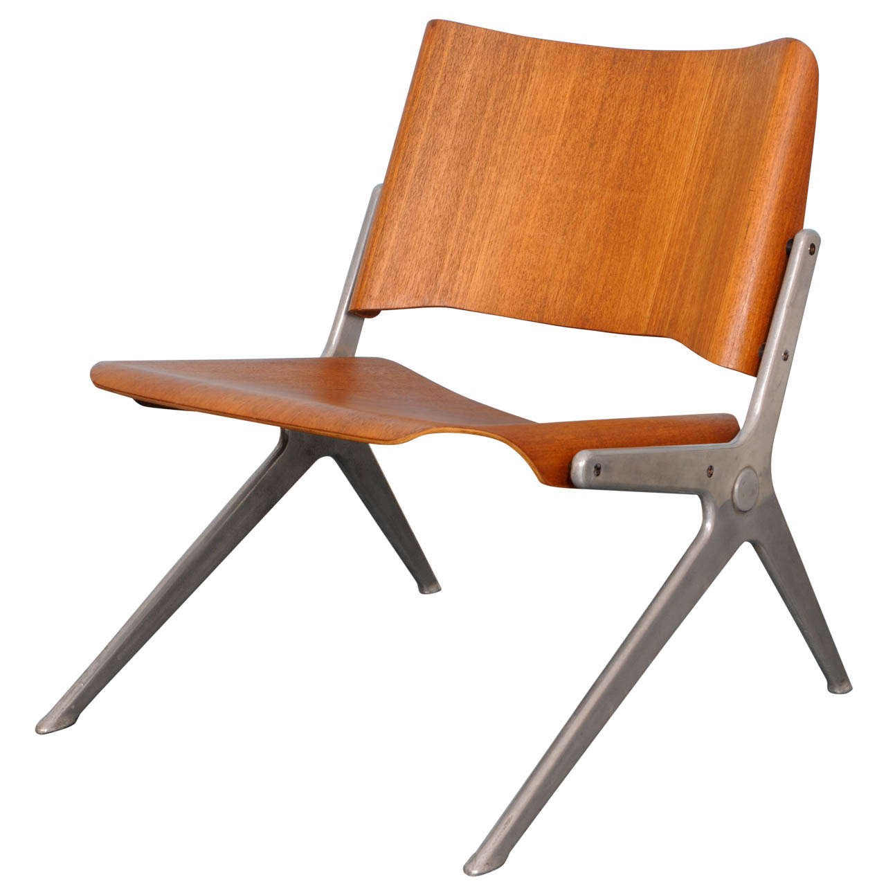 Axis Lounge Chair By Robin Day At 1stdibs