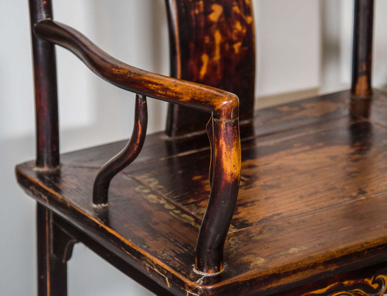 Chinese Official's Armchair For Sale 2