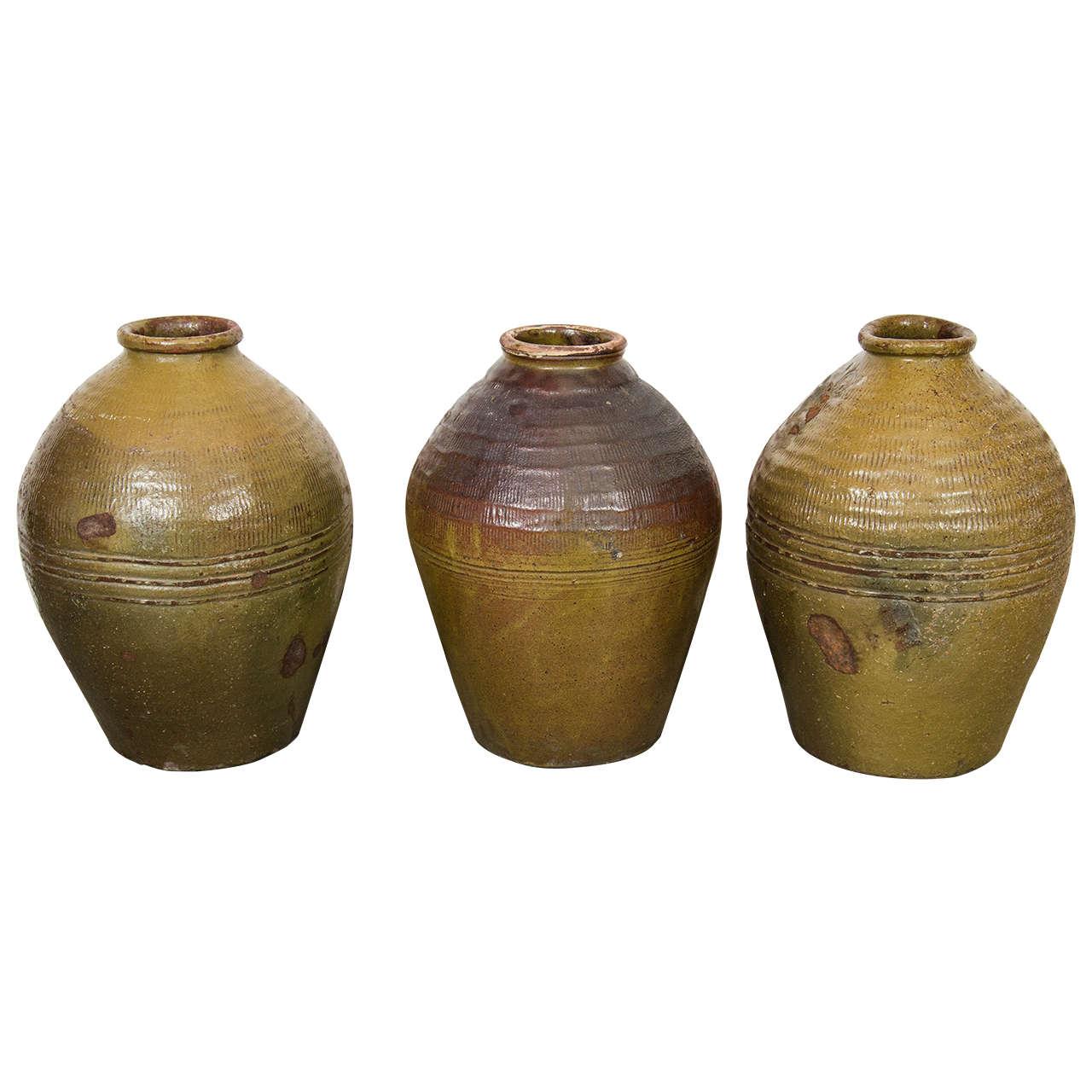 Ceramic Wine Jars