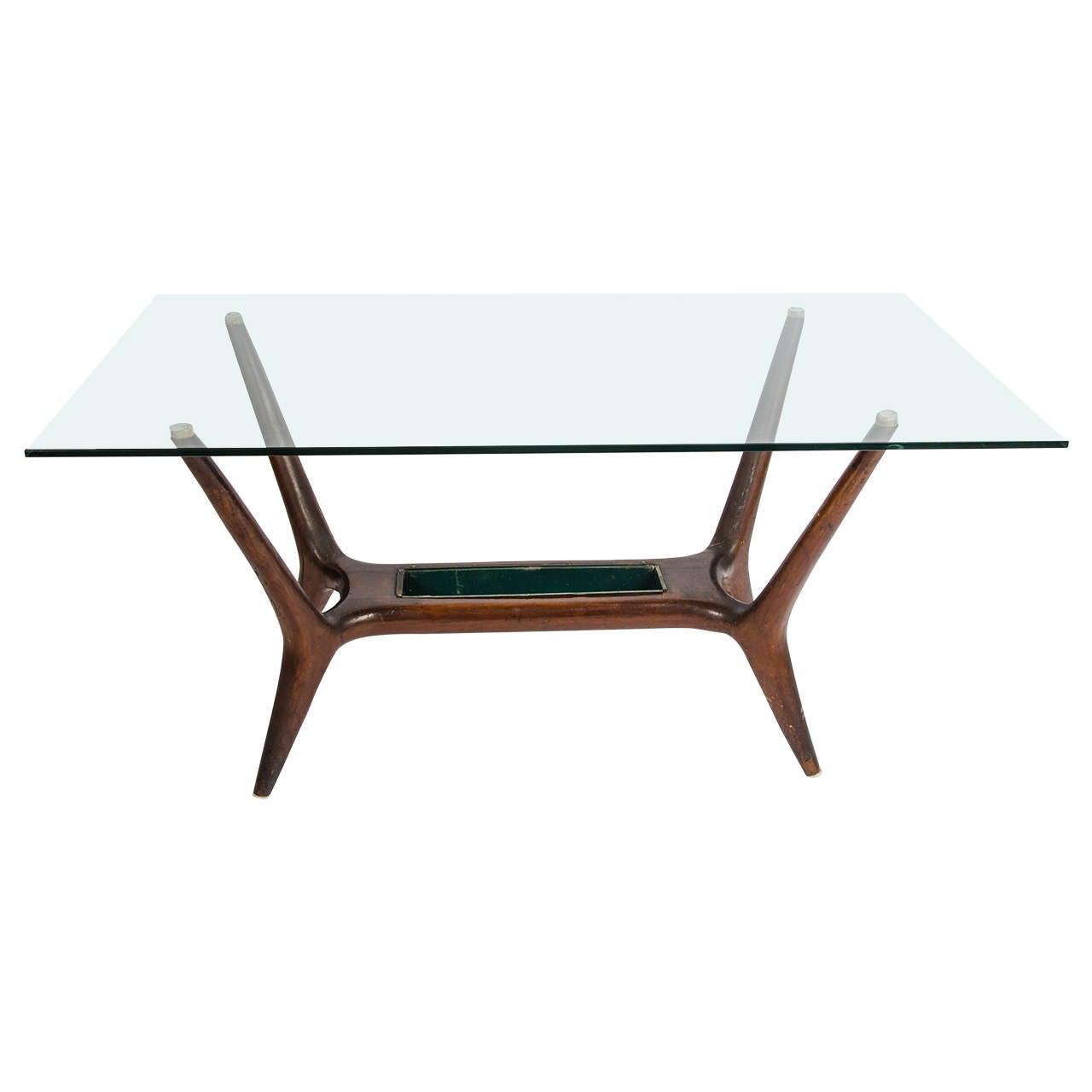 Italian coffee table 1950s at 1stdibs for Italian coffee table