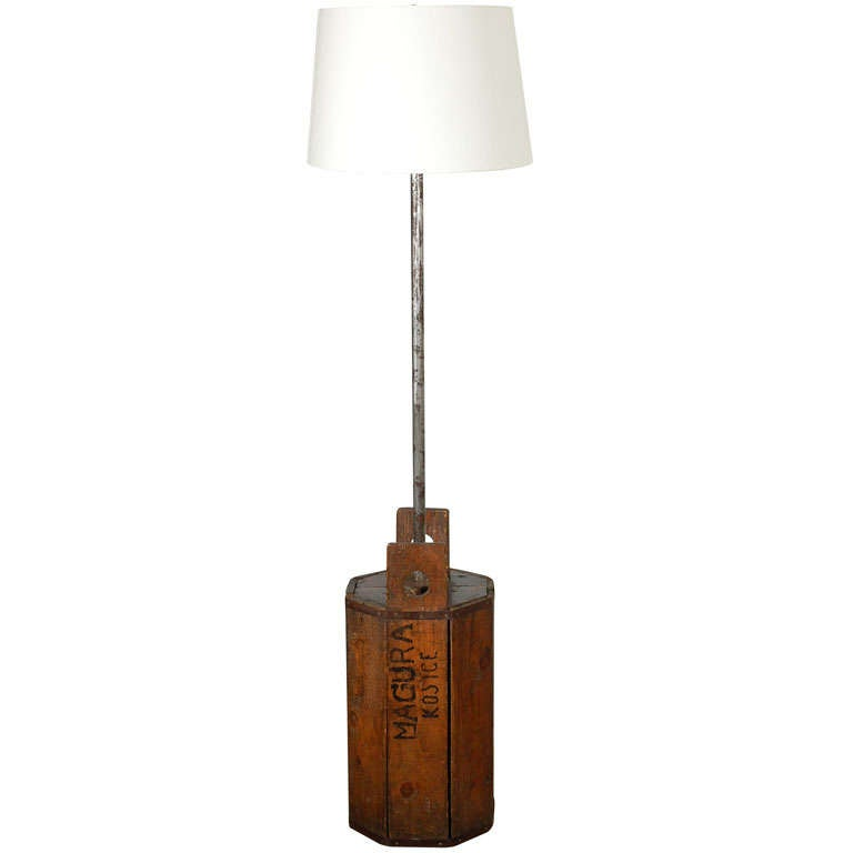 Country Floor Lamp For Sale At 1stdibs