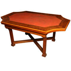 Scottish Pine Writing Table