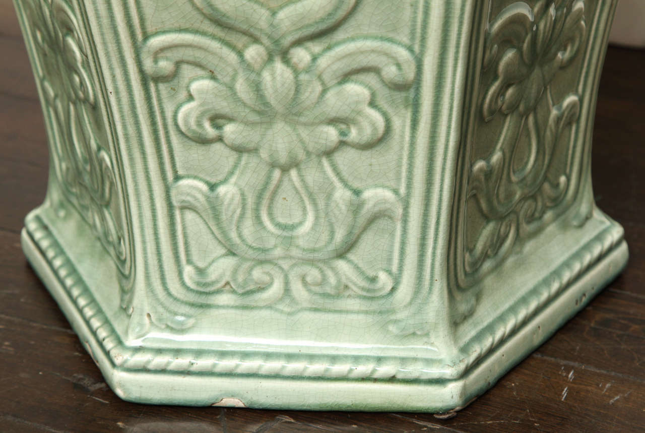 19th Century  English Garden Seat For Sale 3