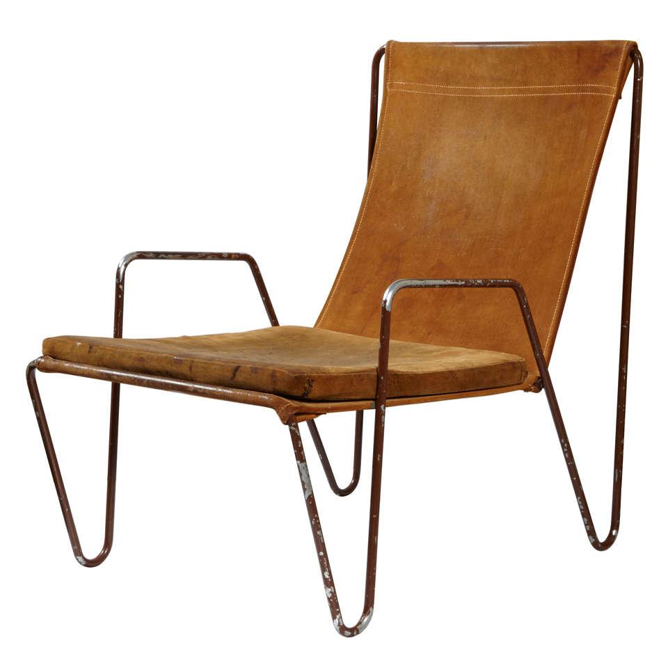 bachelor lounge chair by verner panton at 1stdibs. Black Bedroom Furniture Sets. Home Design Ideas