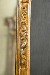 Italian Gilt Carved Wall Mirror image 5