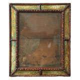 Rare Louis XIV Period Eglomise Mirror