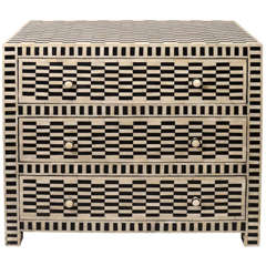 Indian Bone Checkerboard Bureau