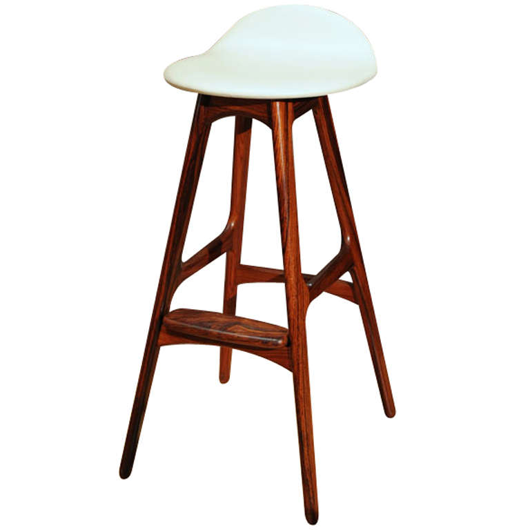 Erik buch bar stool for sale at 1stdibs - Erik buch bar stool ...