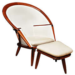 Matt Stoich - Nanna Easy Chair, INdoor/Outdoor