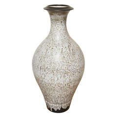 Large-Scale American Pottery Vase