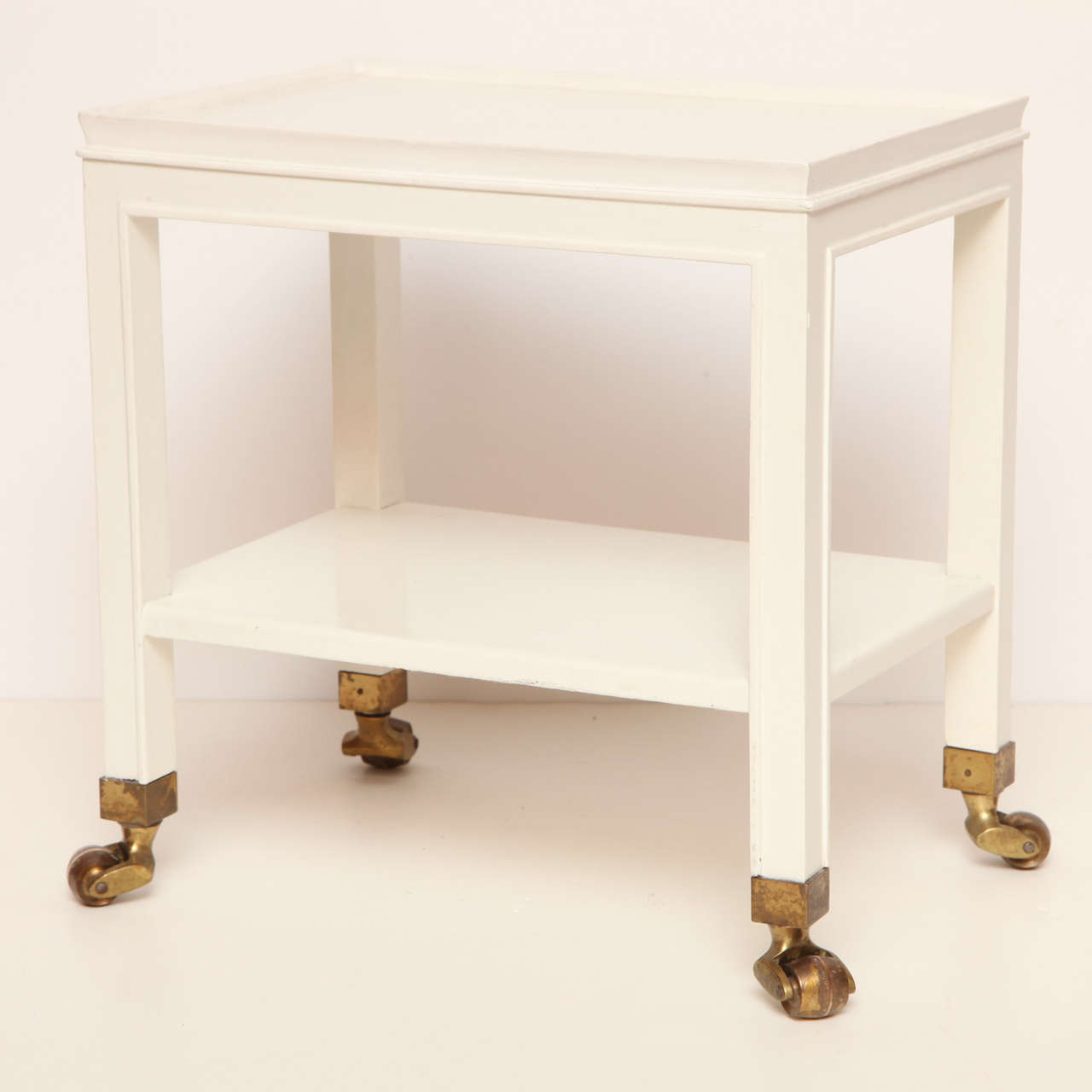 Three Telephone Tables by Jansen from the Collection of Brooke Astor 6