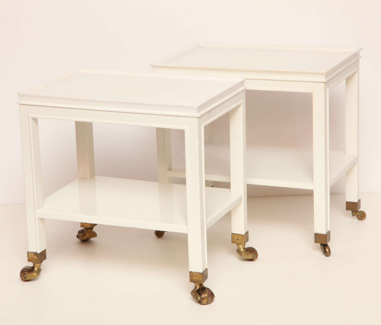 Three Telephone Tables by Jansen from the Collection of Brooke Astor 8