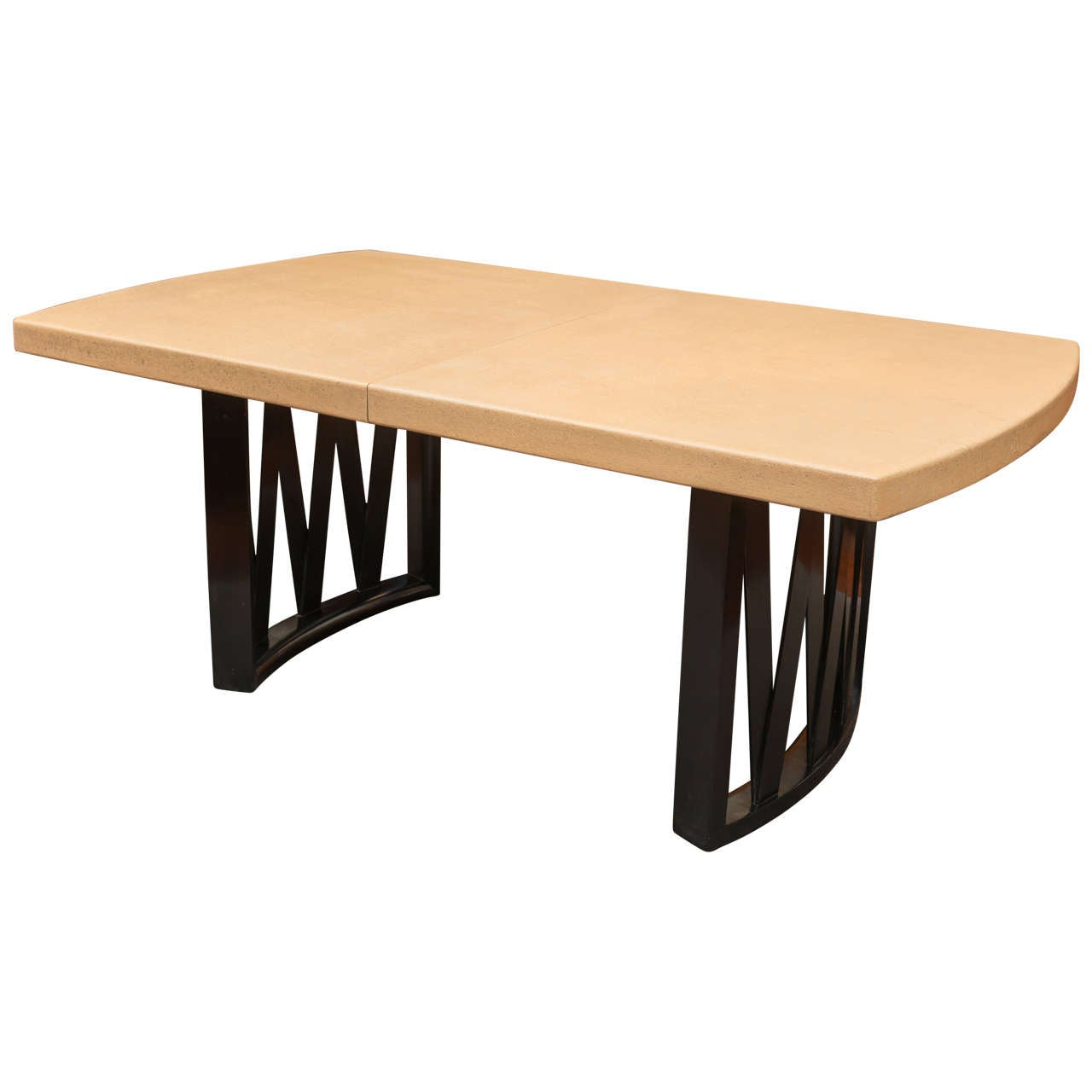 Paul Frankl Cork Dining Table 1