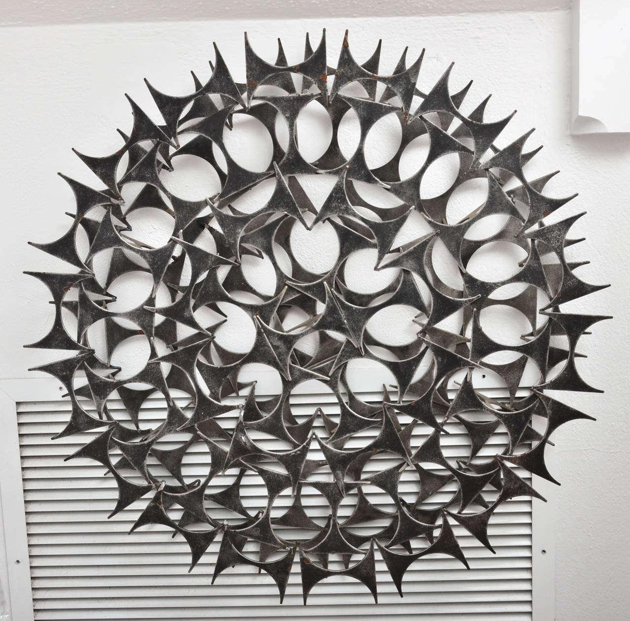 Marc Weinstein Starburst Sculpture Image 2