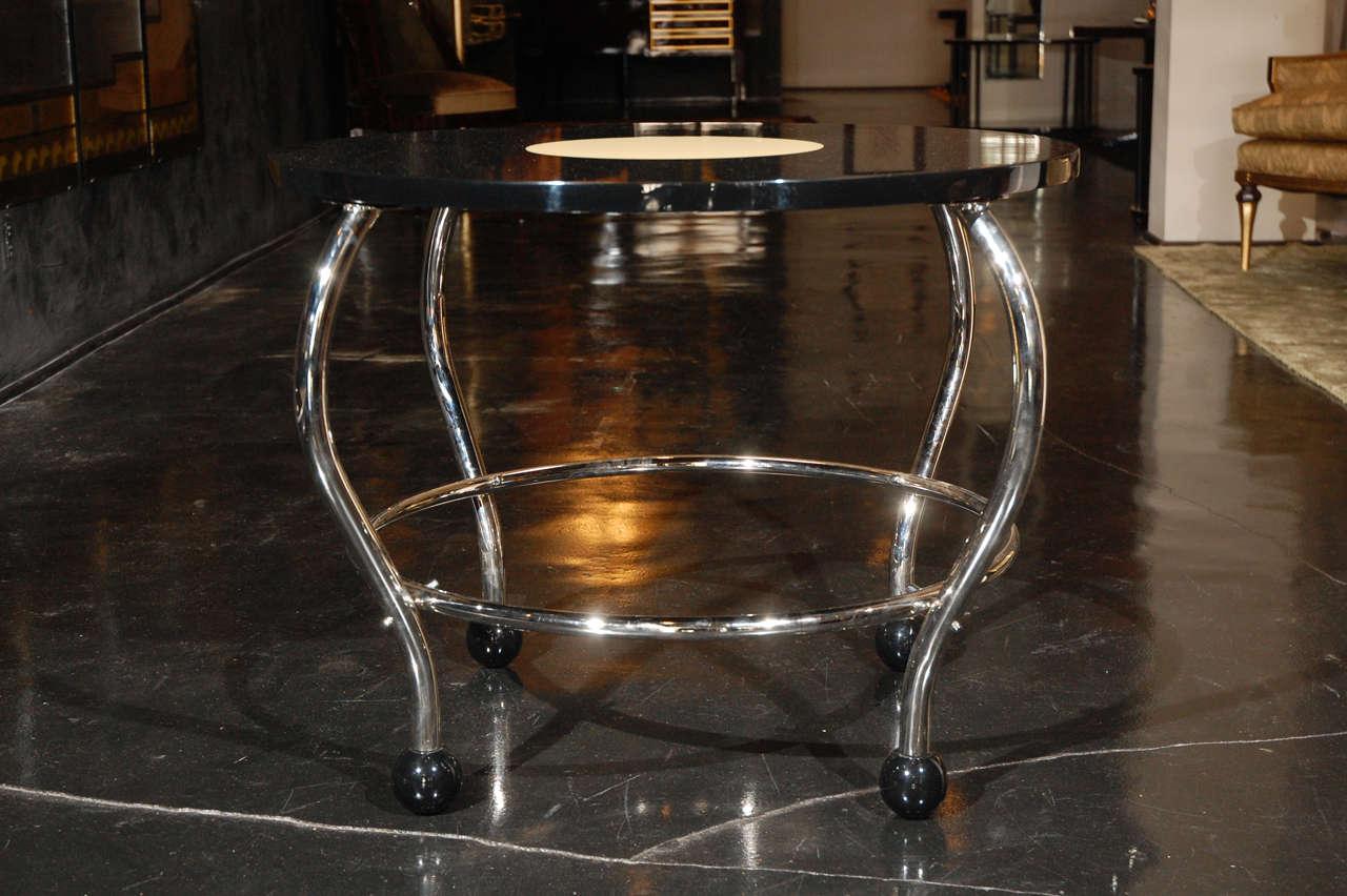 Bauhaus Coffee Table At 1stdibs