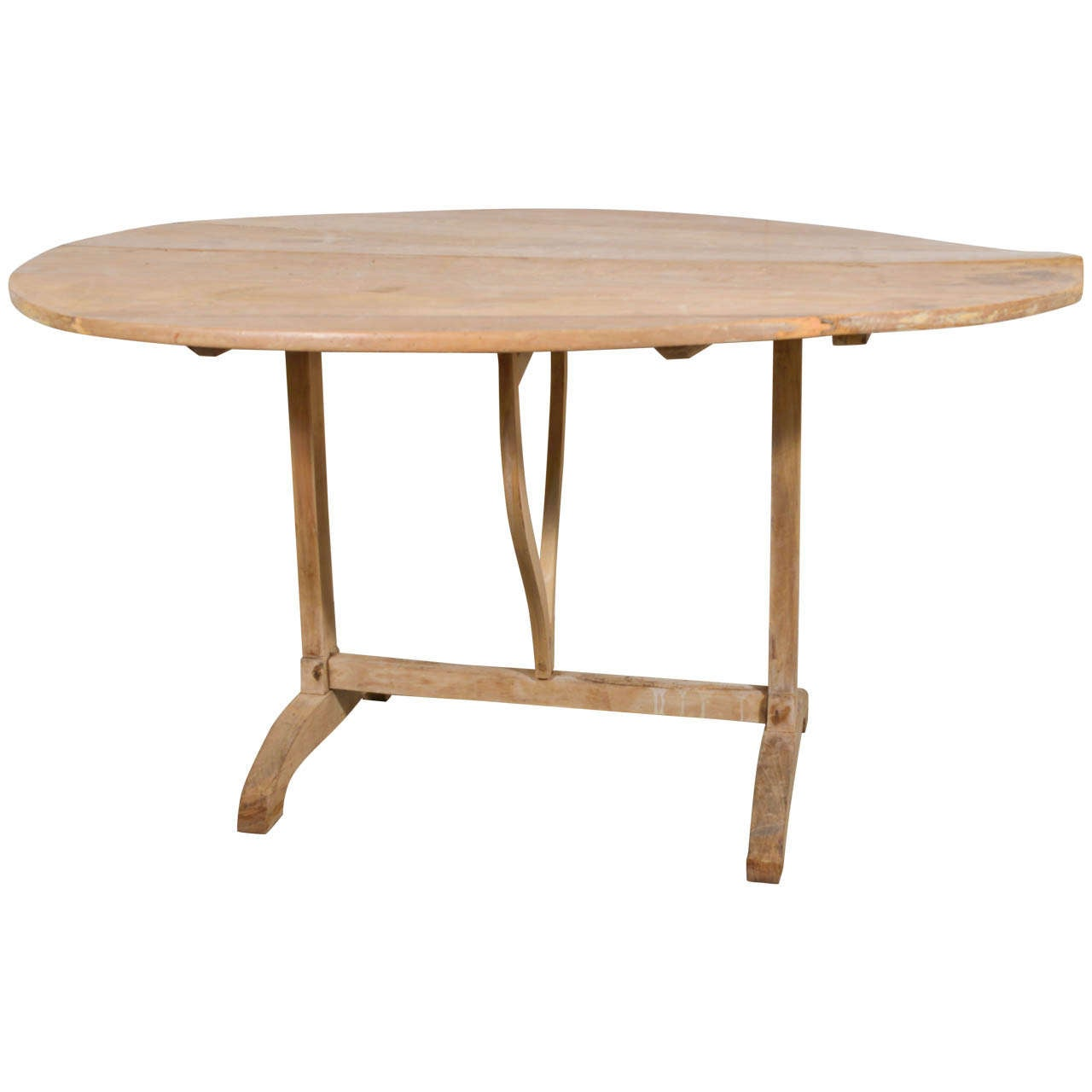 beech wood dining table beech wood vineyard table at 1stdibs 4404