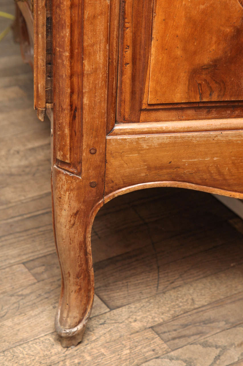 French Fruitwood Chest of Drawers For Sale 1