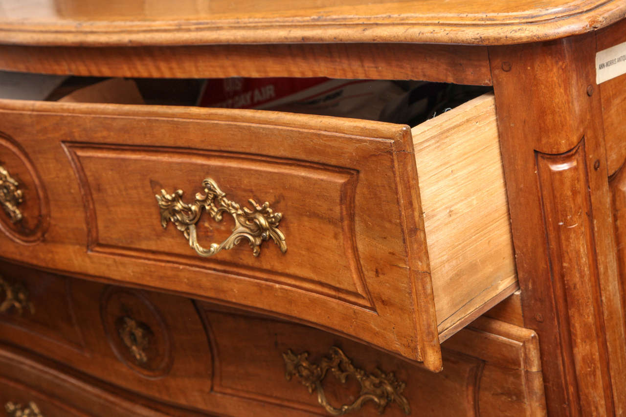 French Fruitwood Chest of Drawers For Sale 3