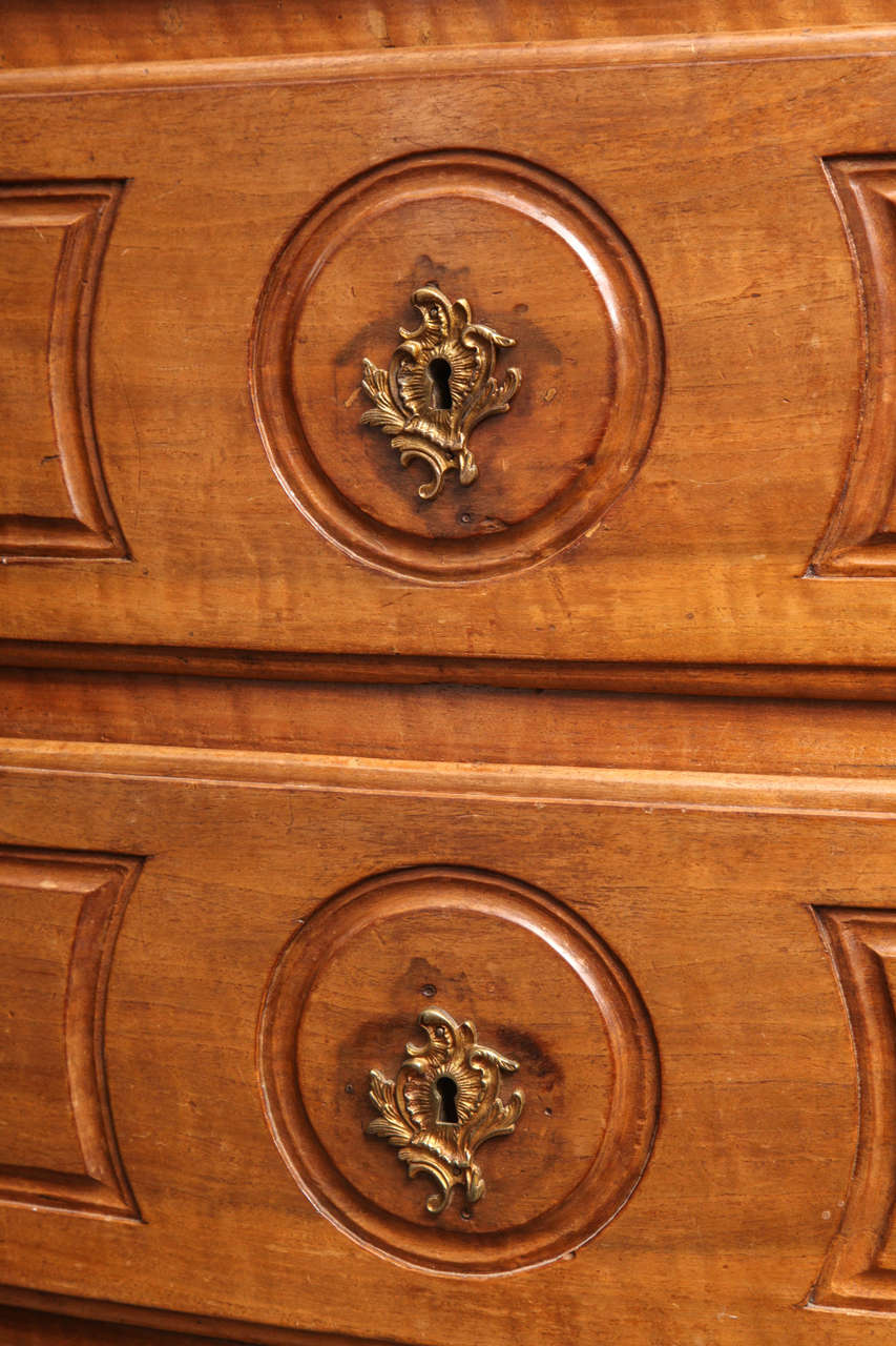 French Fruitwood Chest of Drawers For Sale 5