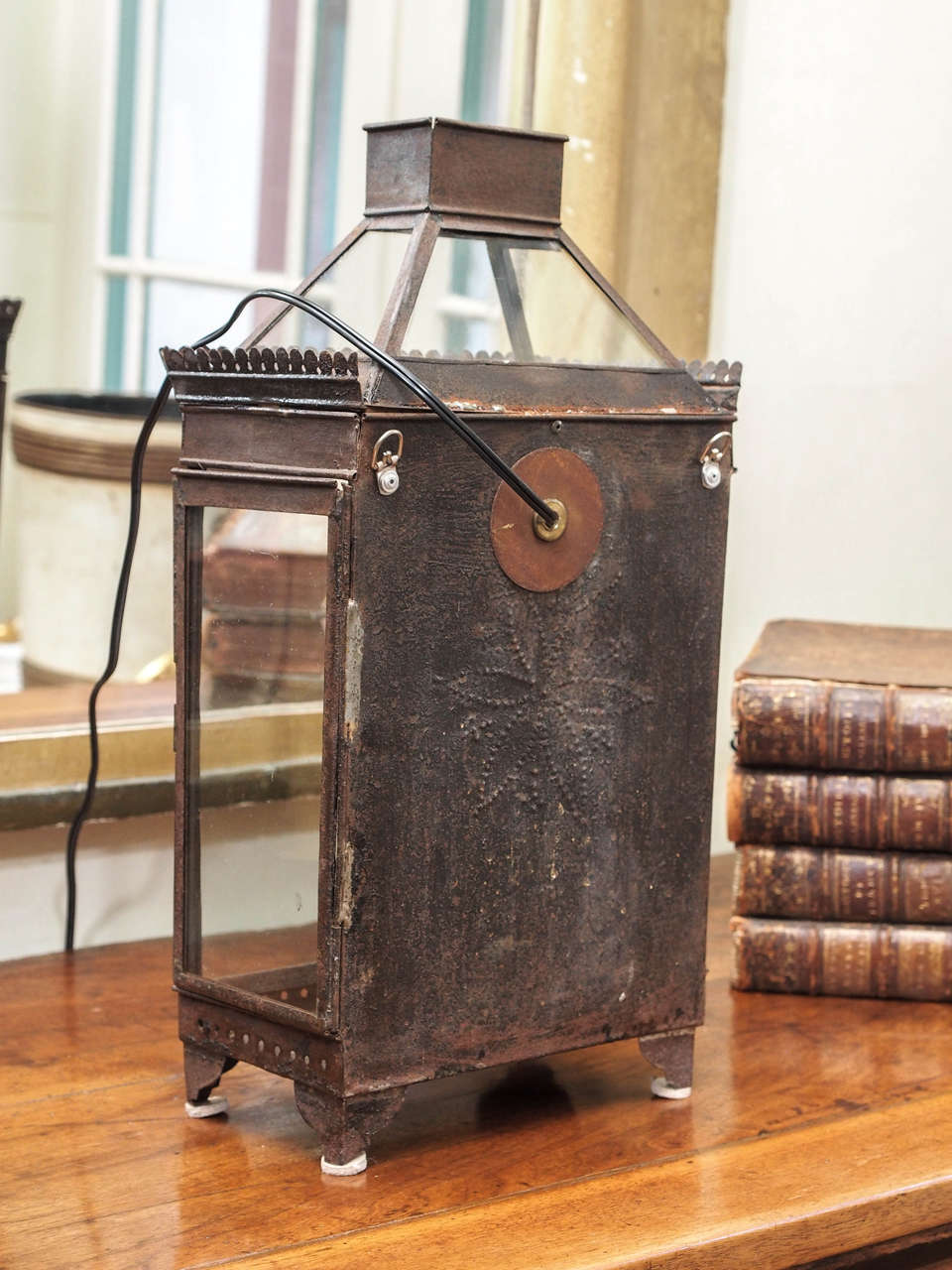 19th Century French Lantern For Sale 3