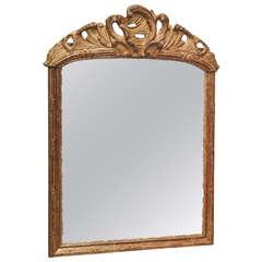 Period Regence Giltwood Mirror