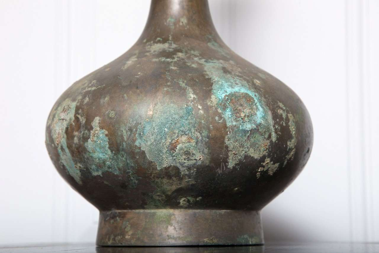 Han 2000 Year Old Bronze Ritual Vessel For Sale