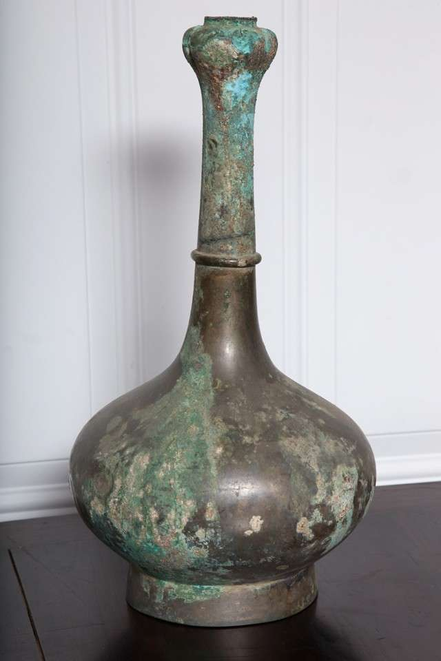 Chinese 2000 Year Old Bronze Ritual Vessel For Sale
