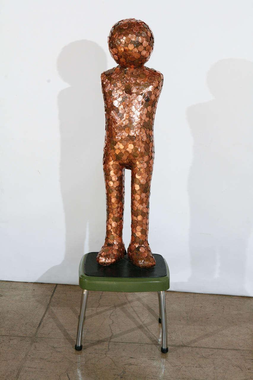 Penny Mannequin Sculpture For Sale At 1stdibs