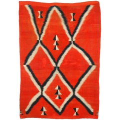 19th Century, Navajo Transitional Blanket