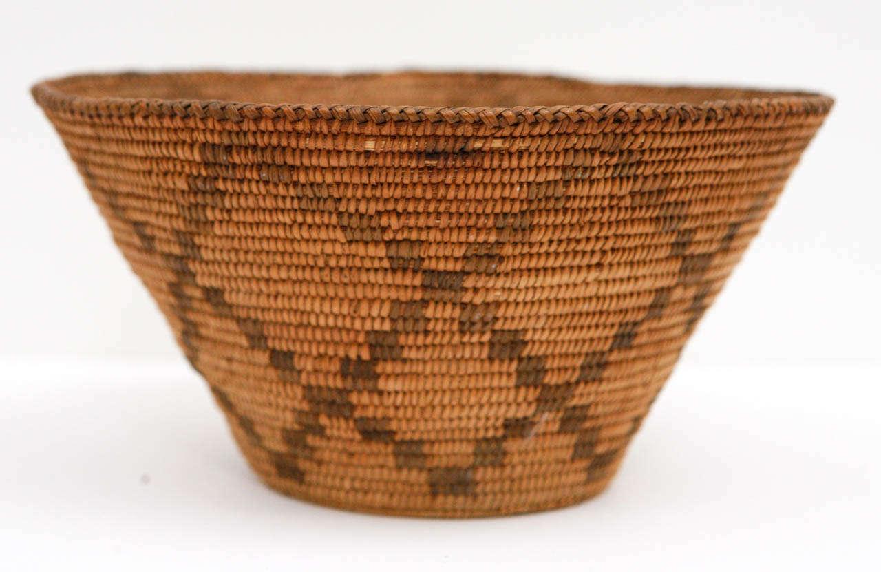 19th Century Apache Basket 2