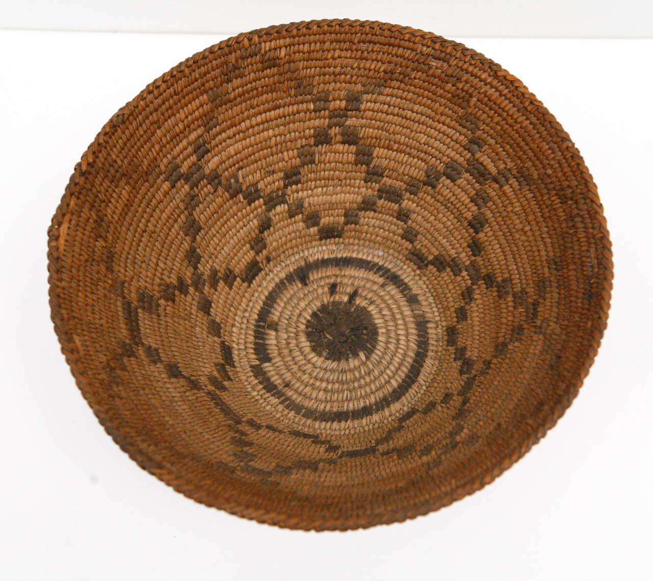 19th Century Apache Basket 5