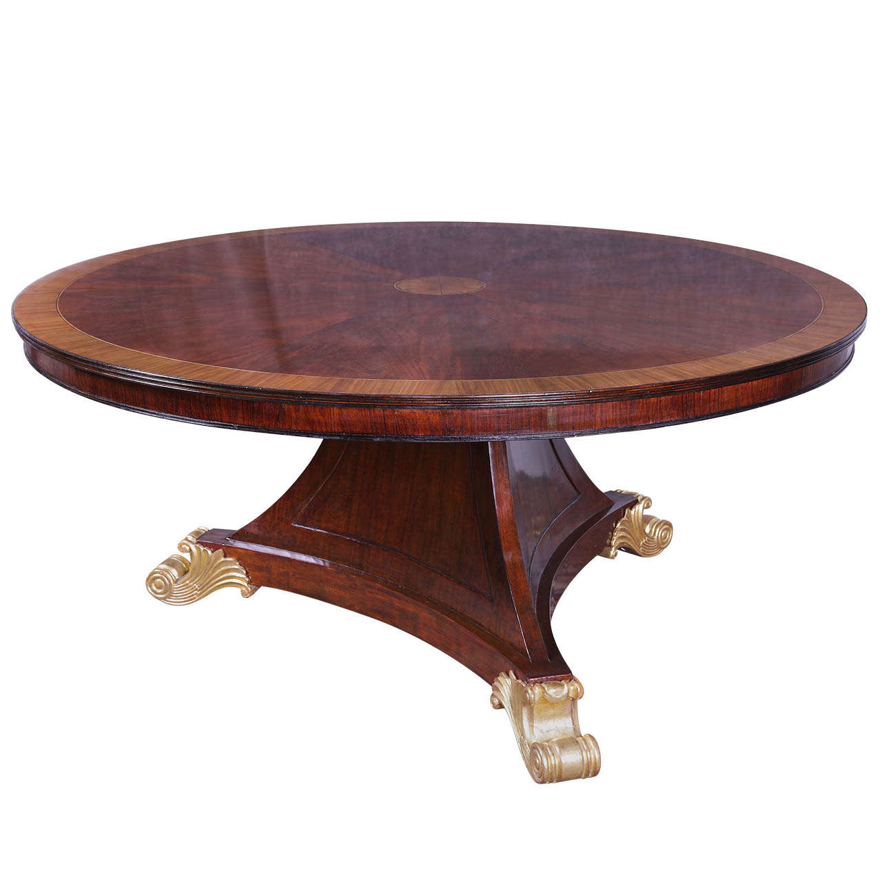 19th century english dining table at 1stdibs for England table