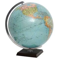 "Columbus Erdglobus Terrestial 12"" Globe (in German)"