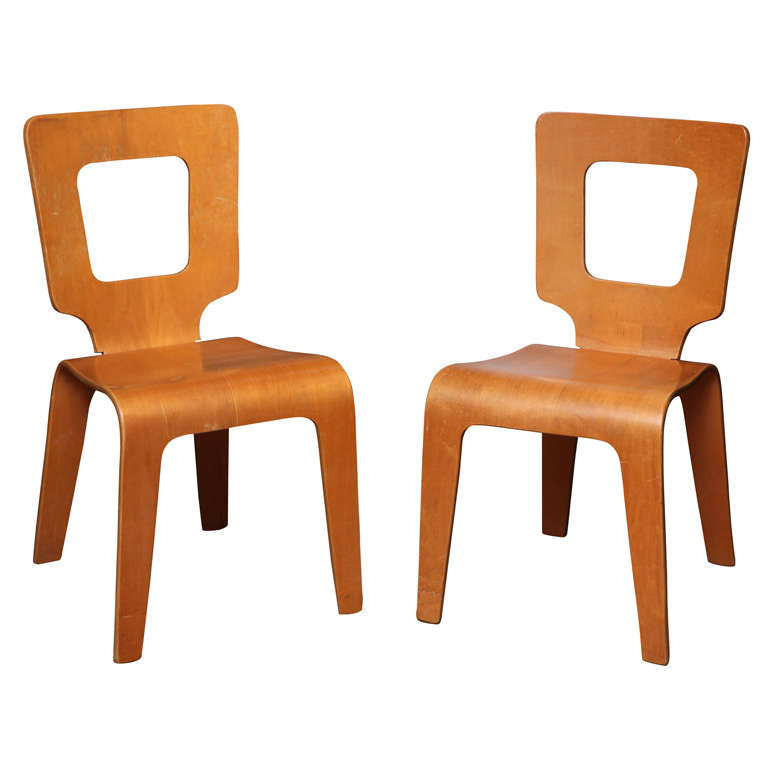 Pair of hans wegner lounge chairs at 1stdibs - X Img 8530 Jpg