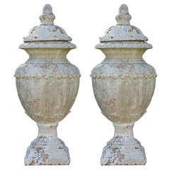 Italian Style Terra Cotta Urn