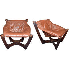 Two 1960s Armchairs