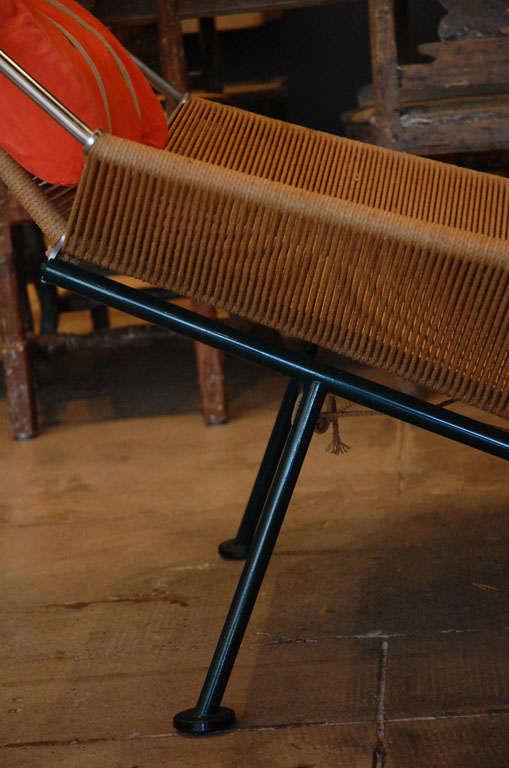 Pair Of Hans Wegner 'halyard' Chairs , Denmark 1957 3