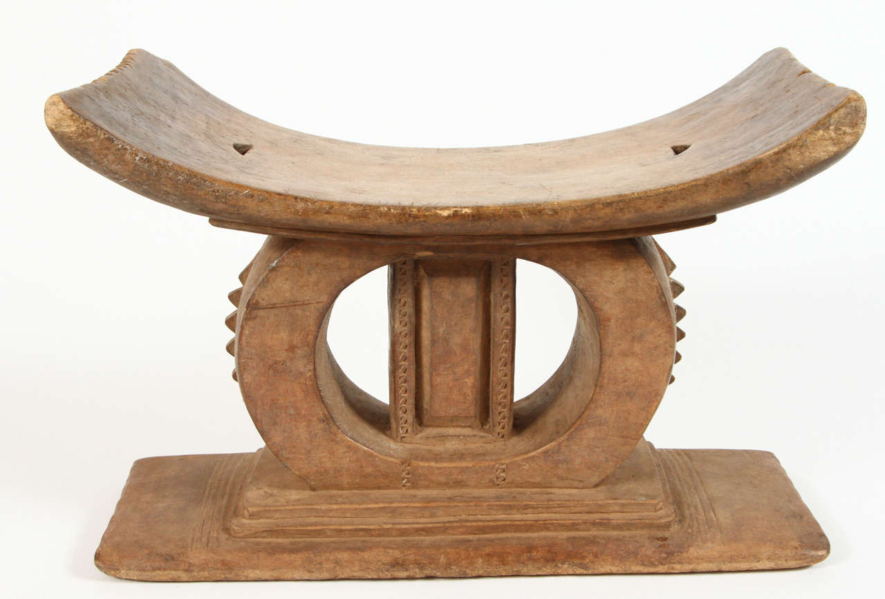 Surprising African Ashanti Stool At 1Stdibs Creativecarmelina Interior Chair Design Creativecarmelinacom