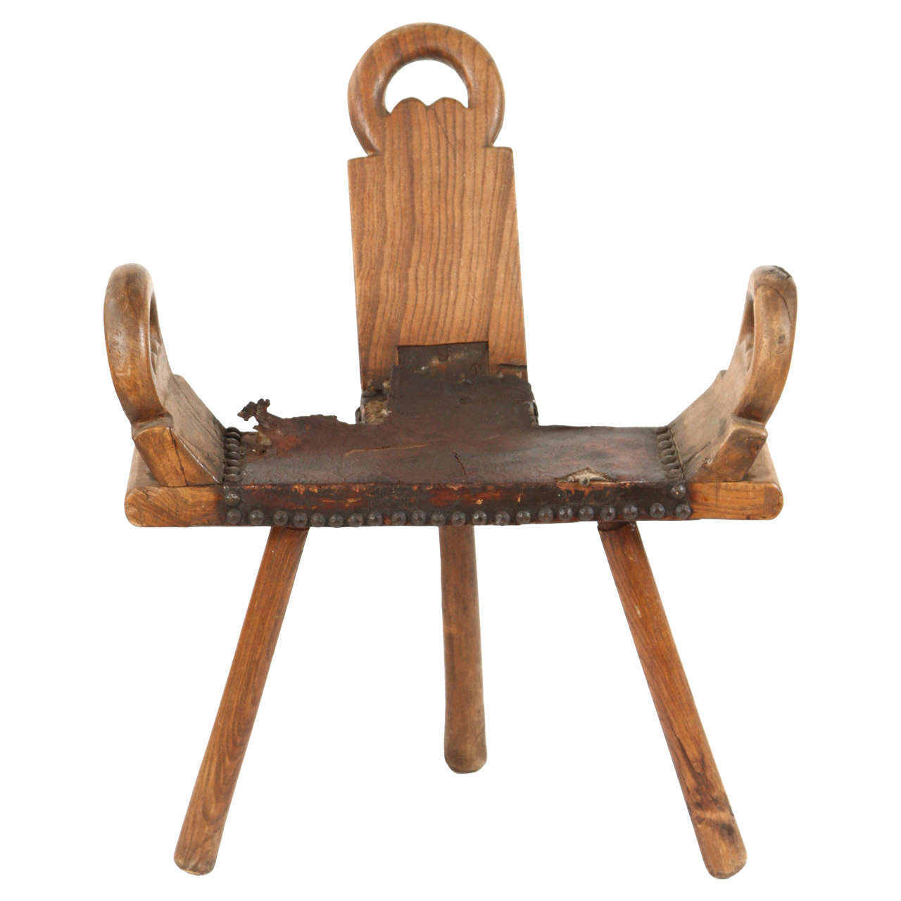 Antique birthing chair - Download