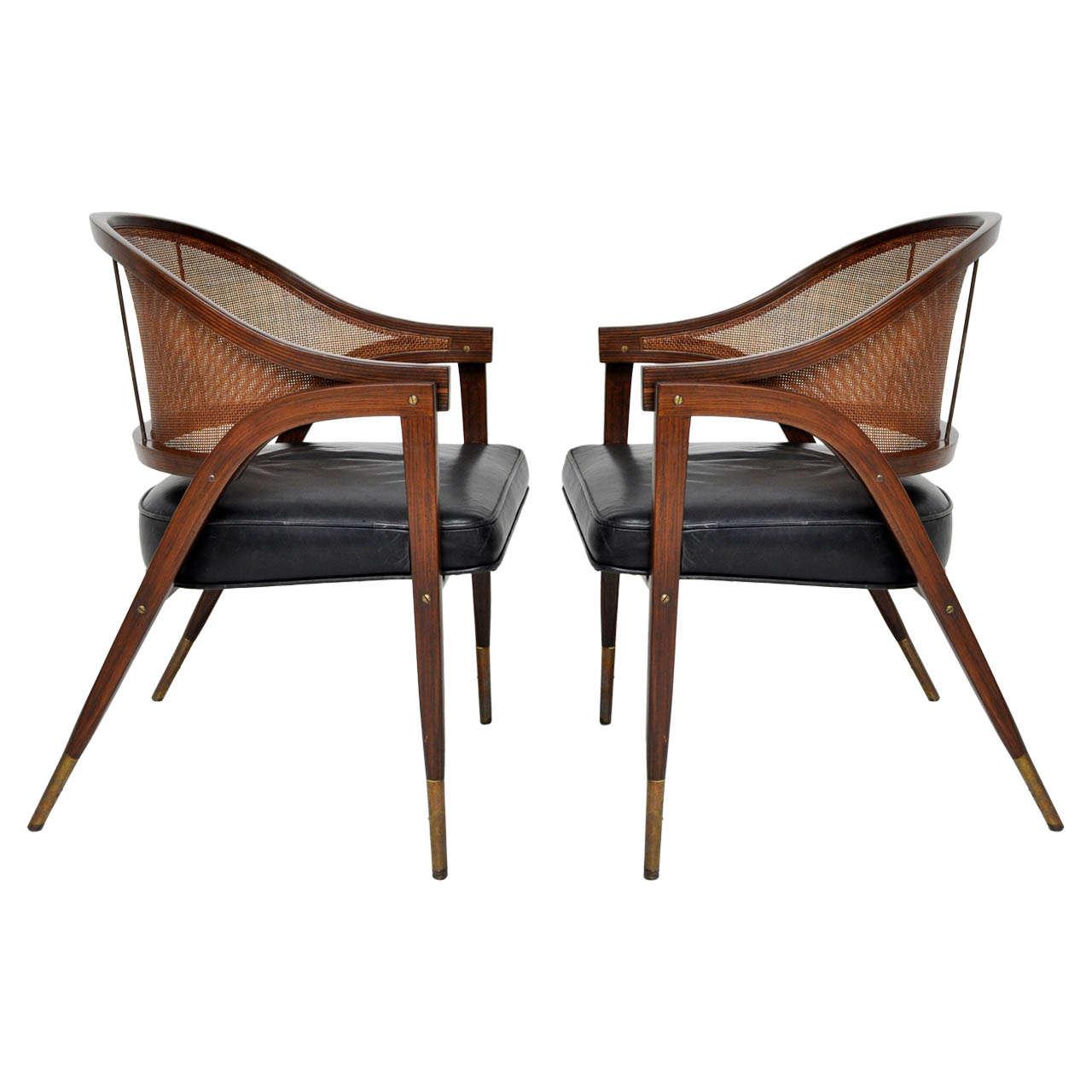 - Edward wormley chairs ...