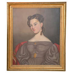 19th Century Portrait of a Woman